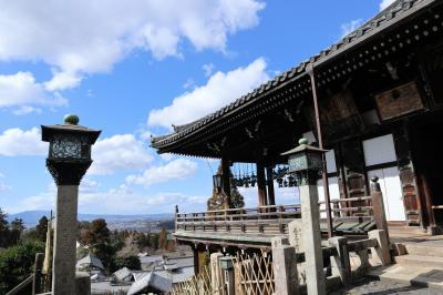 奈良ホテルに泊まる1泊2日の旅~1日目:興福寺と東大寺と春鹿酒造