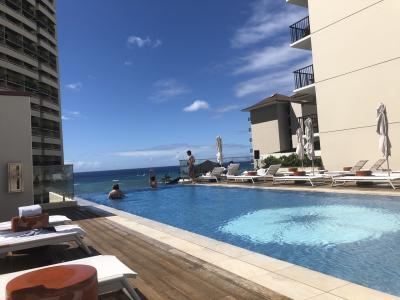 4年ぶりの家族旅行ハワイ