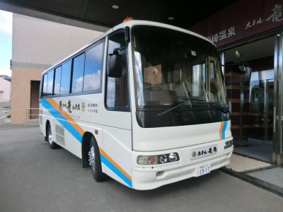 まるごと青森旅・その9.龍飛崎を堪能し、無料送迎バスで青森へ。