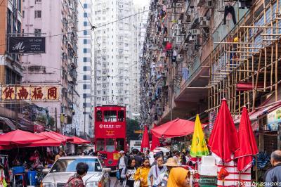 トラムに魅せられて香港パート7 その1