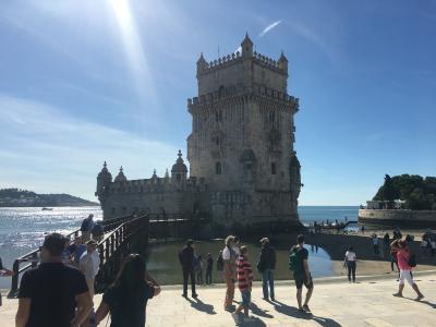ポルトガルひとり旅/リスボン到着編