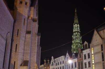 ベルギー旅行(ブリュッセル1)
