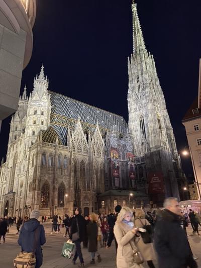 ウィーン☆プラハ周遊の3