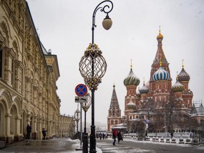 '19-'20 おロシア国新旧都めぐり05: ああ最終回…モスクワにもどりマトリョーシカを買いに行く