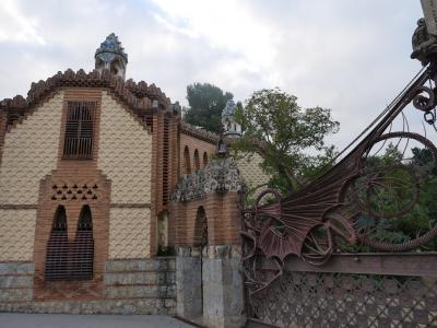 2019-2020年末年始バルセロナ&マヨルカ島 その3 観光初日はガウディの作品巡りのはずが…