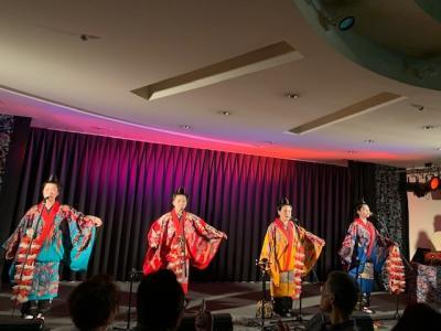 沖縄民謡ライブ・・・・・ネーネーズ島唄ライブ