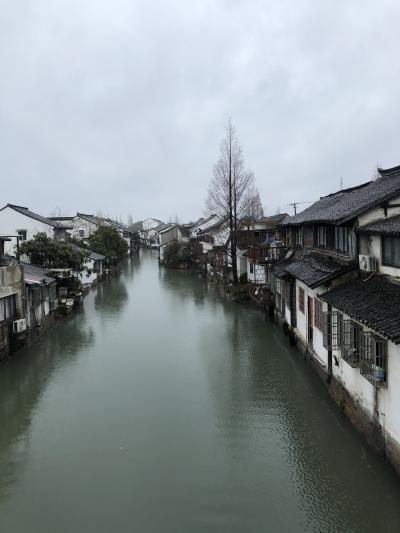 2020 上海古鎮巡りの旅