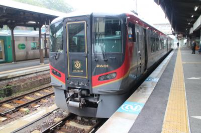 徳島から志度へ。特急うずしお乗車と志度の街並み、86番札所志度寺を訪ねて。