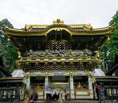 日光東照宮 世界遺産日光の社寺