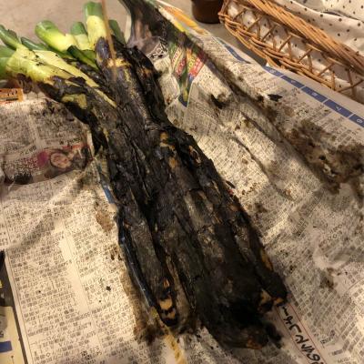 大阪天満宮近くのスペイン料理屋でネギ祭りだっ!