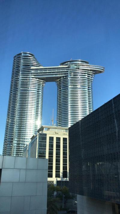 弾丸UAE・ドバイ旅-Address Sky View 609号室編