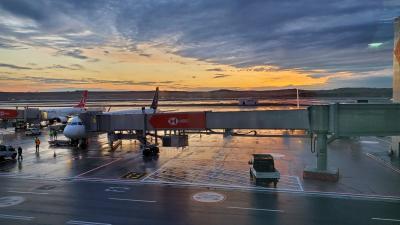 2020 格安航空チケットとユーレイルパスでプラプラ散歩。(3日目やっとヨーロッパへ)