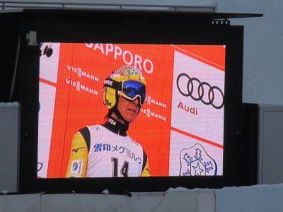 2019シーズン札幌スノボー遠征 第3弾 ① 出発~スキージャンプW杯観戦