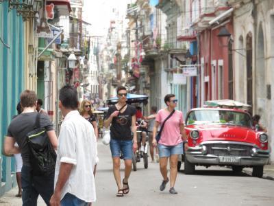 フォトジェニックなハバナの滞在♪【3】どこを歩いても絵になる街並