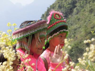 ベトナム最北部の秘境 ハザン旅行 その1