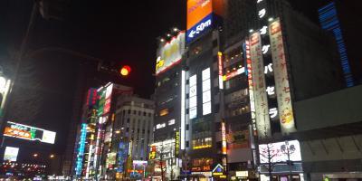 歌舞伎町で2日がかりの飲み歩き