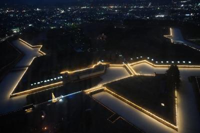 (14)日本100名城 02 五稜郭