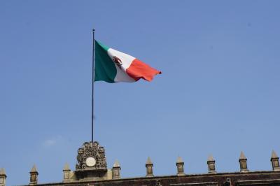 年を感じるメキシコ8日間の旅 1日目 メキシコシティ