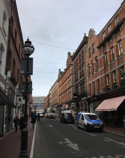 ロンドン・ナイロビ出張(その55) 14日目-4 おまけのダブリン、最後の街歩き!