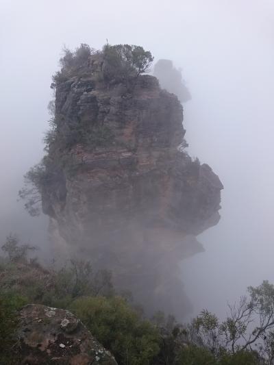 2020/02 オーストラリア旅行3<ブルーマウンテン国立公園半日観光>