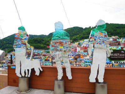 ゆーぢよ旅日記 釜山3日間~2・3日目~