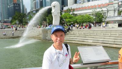 JGCダイヤモンド修行、沖縄経由でシンガポールの旅