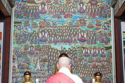 2019年末に釜山3日目 旅先で優しさに触れる・順天お寺めぐり