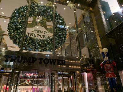 今年のクリスマス旅行はニューヨークに!-3