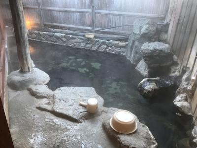新平湯温泉郷、旅行岐山にて宿泊記
