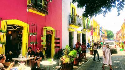 天使の街・プエブラ・・メキシコ三つ星旅行