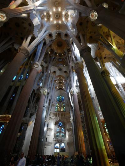 バルセロナ①(2020年1月スペイン旅行⑥)