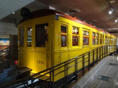 都営バスの旅ー7  地下鉄博物館