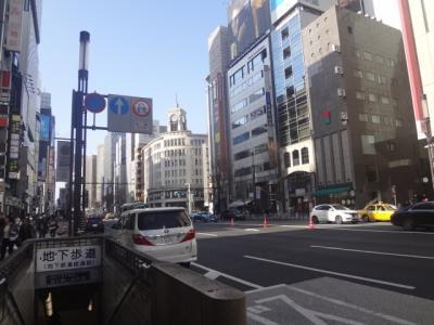 都営バスの旅ー7 門33(森下→勝どき)都04(勝どき→銀座4丁目)
