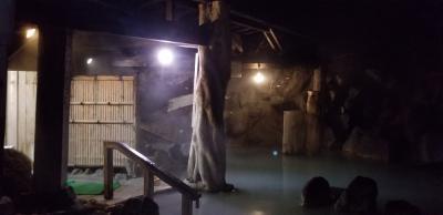 冬の加仁湯温泉満喫の旅(雪見風呂&日光観光)