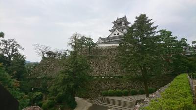 日本に現存する天守閣 全部行く。其の四 高知城。