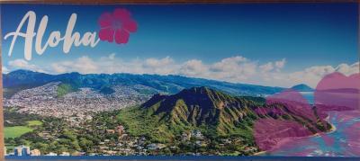 Hawaii母娘旅♪B級グルメを楽しもう☆大韓航空~アウトリガーリーフ~マイタイ·カタマラン
