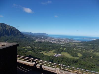 ハワイ(その1)オアフ島ホノルル散策
