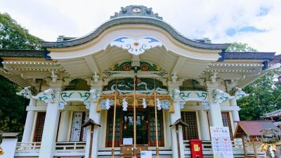 母娘散歩 2020年冬 in 武雄神社 & 武雄市図書館 (佐賀)