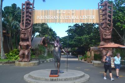 ハワイ・オアフ島散策(その3)ハナウマ湾・ポリネシアンカルチャーセンター