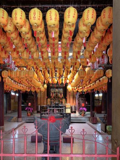 2020年台湾の旅 台中雲林高雄ランタンと布袋戲巡り 5