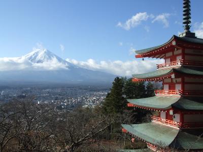 富士吉田市をぶらぶらお散歩