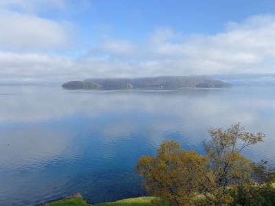 2019年北海道旅第4弾☆北海道旅の〆は、秋晴れの洞爺湖&札幌の美味しいモノ♪vol.1