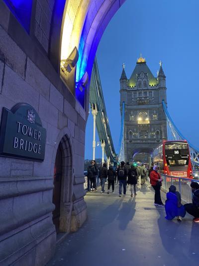初めてのひとり旅inロンドンvsコロナ④
