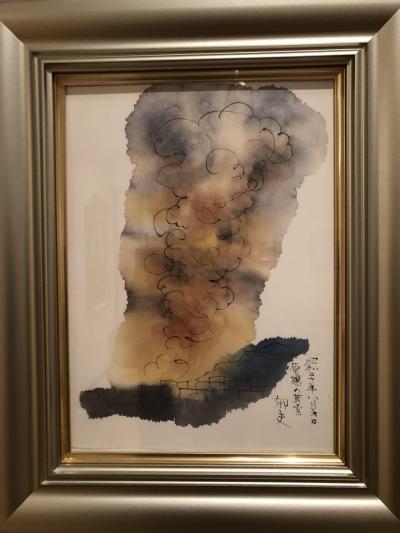 しまなみ海道を渡り途中平山郁夫美術館に立ち寄ったあと四国に入り道後温泉で骨休み