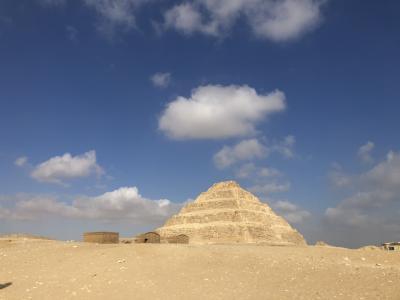 2020.02 エジプトナイル川クルーズの旅⑨ サッカラ