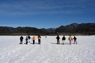 冬の北海道写真旅(2)糠平湖・タウシュベツ川橋梁