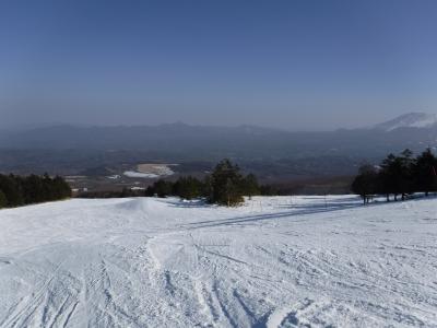 パルコールつま恋 子連れスキー旅行記:2020