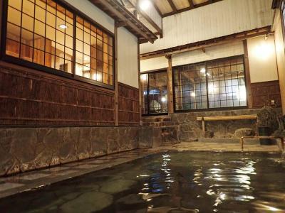 私の温泉宿100選*****岩井温泉・岩井屋(鳥取県)