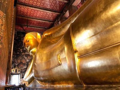 バンコク・シェムリアップ・クアラルンプール周遊旅行 ④ ~バンコクの5カ所の寺院巡り 前半~