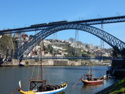 ■ ポルトガル 北から南へ7日間(2) 3日目前半 ■